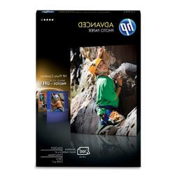 HP HP Advanced Glossy 4 x 6 Inch Borderless Photo Paper 100