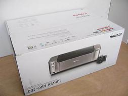 Brand New Canon PIXMA PRO 100 Wide Format Wireless Inkjet Ph