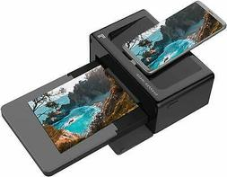 "SHARPER IMAGE Dock & Bluetooth Portable 4x6"" Instant Photo"