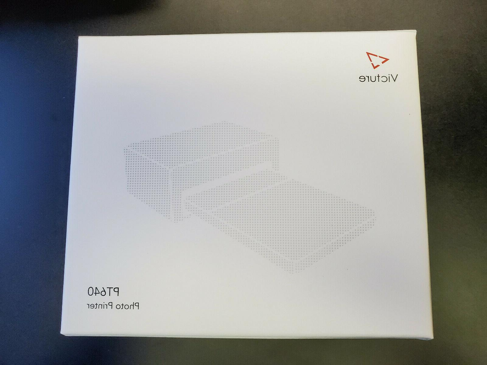 Brand New Sealed Portable Instant Print 4 inch