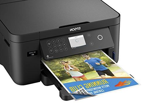Epson Expression Wireless with &