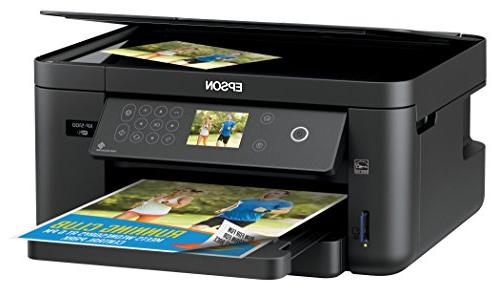 Epson Home Wireless Color with