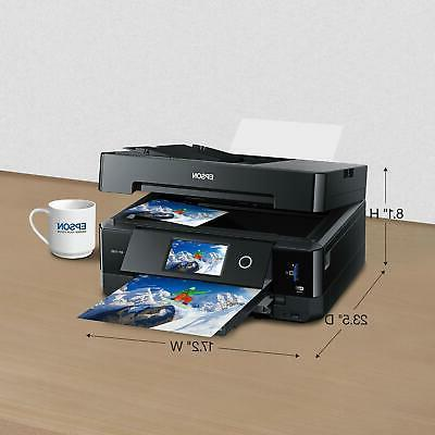 Epson XP-7100 Wireless Color Photo Printer with ADF