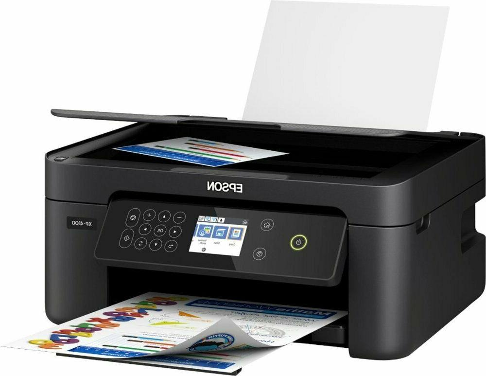 Epson Expression Wireless Print INK INCLUDED