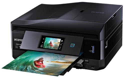 Epson Wireless Color Photo with Copier Fax