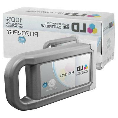 LD © Compatible Canon PFI-702PGY High Yield Pigment Pho