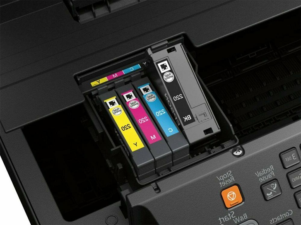 Epson Printer Scanner All-In-One Office Home Wi-Fi