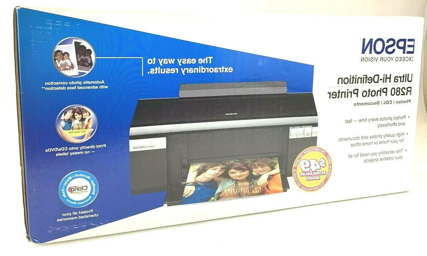 Epson ULTRA HI-DEFINITION Photo Factory