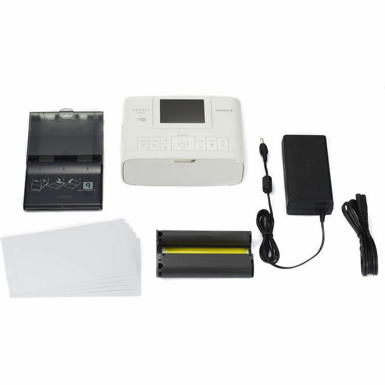 Canon SELPHY Compact Photo Ink/Paper Bundle Kit