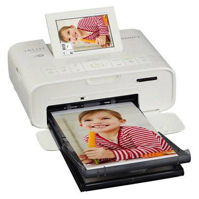 Canon SELPHY Photo Printer Color and