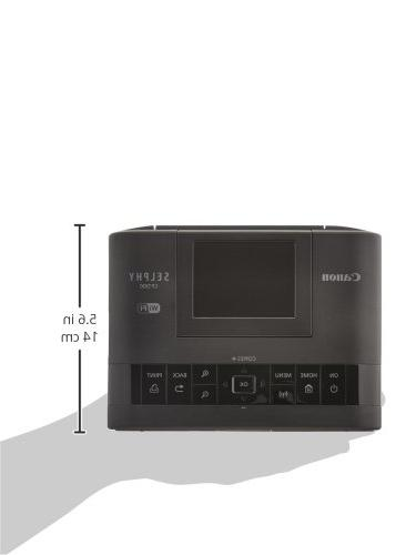 Canon SELPHY Compact Photo AirPrint Printing,
