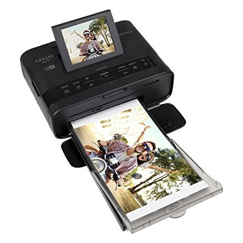 Canon CP1300 Wireless Compact Printer with AirPrint Printing, Black