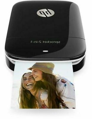 HP Sprocket 2-in-1 Photo & Instant Camera