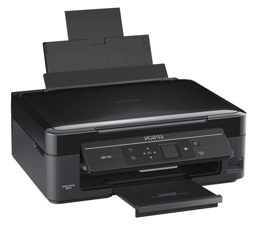 Epson Wireless Inkjet All-In-One Color Photo Printer