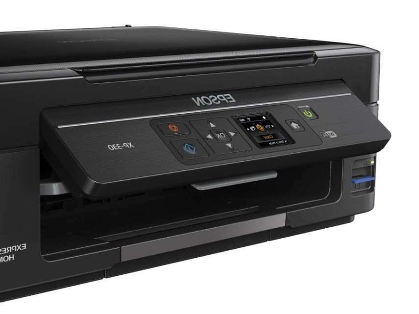 Epson Wireless All-In-One Color Scanner Printer Compact