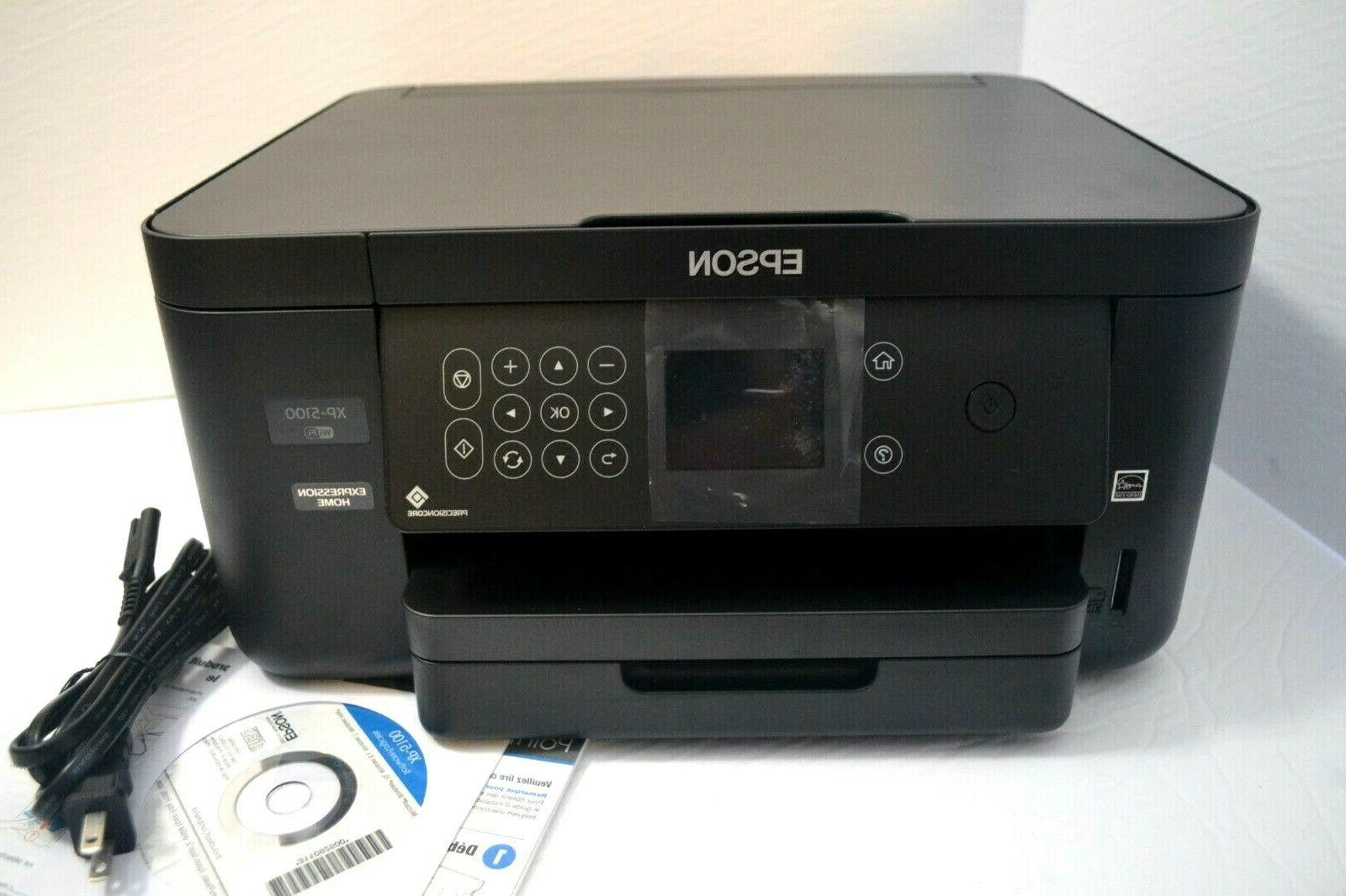 xp 5100 expression home wireless color photo