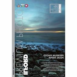 Luster Inkjet Photo Paper Ilford 4x6x200 Sheets for Epson Ca