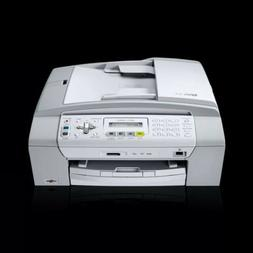 Brother MFC-290C New All-In-One Color Inkjet Printer Scanner