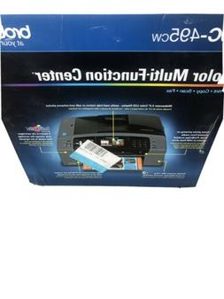 Brother MFC-495CW Wireless Color Inkjet All-In-One Print Fax