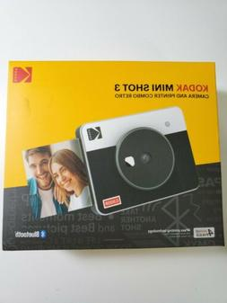 Kodak Mini Shot 3 Retro Camera - Portable Instant Camera and