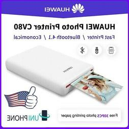 Huawei Mobile Phone Photo Printer Wireless Bluetooth Inkless