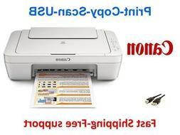 NEW Canon 2522/2520 All-in-One printer-scan-copy+Free USB-di