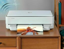 New HP Envy 6055/6052 Printer-Wireless-Copy-Scan-Photo-Air P