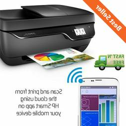 HP Office Jet All-in-One Inkjet Printer Wireless Scanner Cop