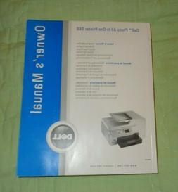 OWNER'S MANUAL**Dell Photo All-in-One Printer 966
