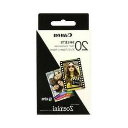 Paper for Printer Zoemini Canon 20 Sheets Sheets Zink Photo