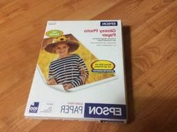 Epson Photo Paper 8.5 X 11 In.