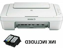 Canon Pixma Inkjet All-in-one Print Scan Copy Home Office Pr