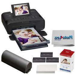 Canon SELPHY CP1300 Photo Printer  + KP-108IN Color Ink & Pa