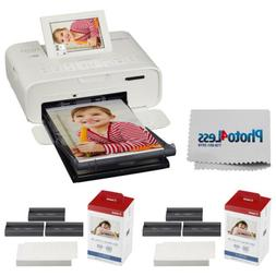 Canon SELPHY CP1300 Photo Printer  + 2x KP-108IN Color Ink a