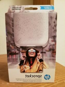 HP Sprocket 2nd Edition Instant Photo Printer 1AS85A - Luna