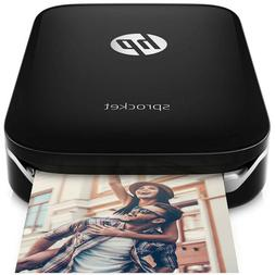 HP Sprocket Portable Photo Printer, Print Social Media Photo