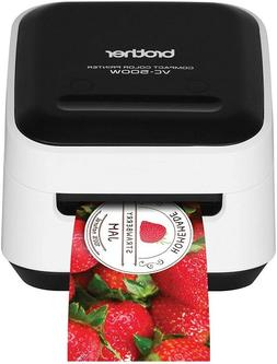 Brother VC-500W Versatile Compact Color Label and Photo Prin